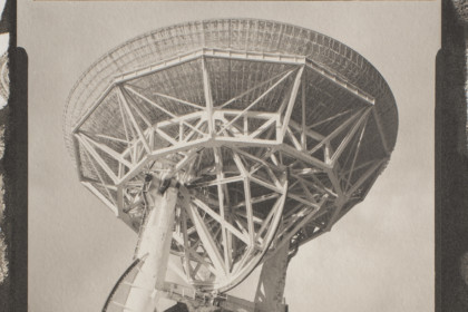 140 Foot Telescope at Green Bank National Radio Astronomy Observatory