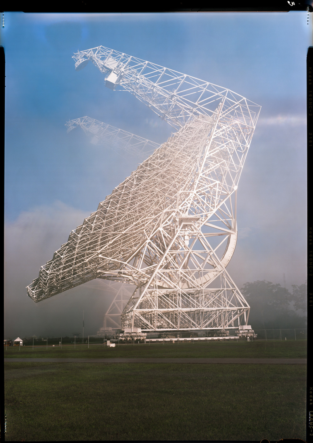 National Radio Astronomy Observatory at Green Bank, WV. Photo by Light & Noise, Inc. www.light-noise.com