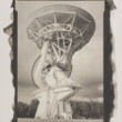 A platinum/palladium print of the 140 Foot Telescope at Green Bank National Radio Astronomy Observatory